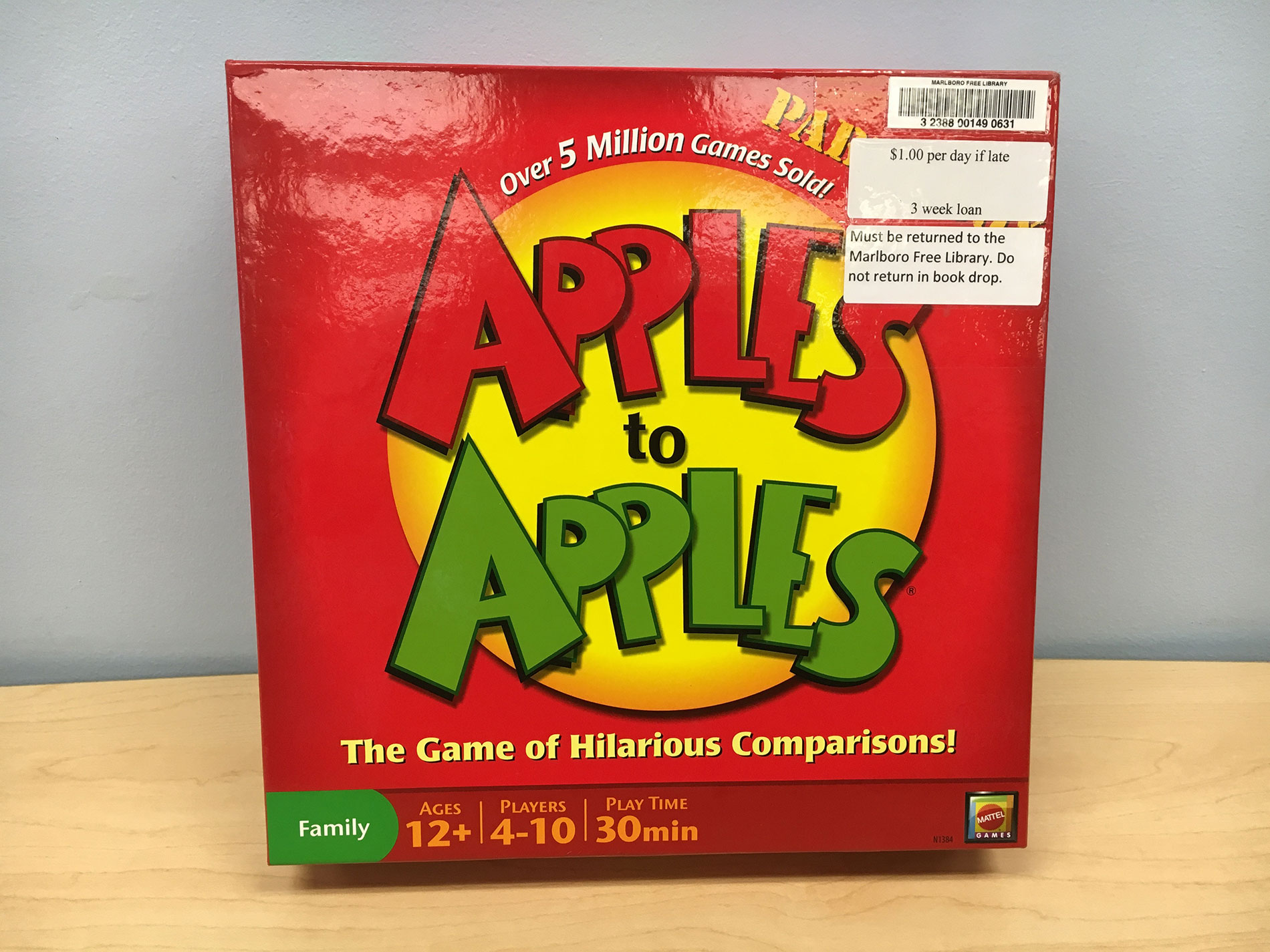 Apples to Apples Regular