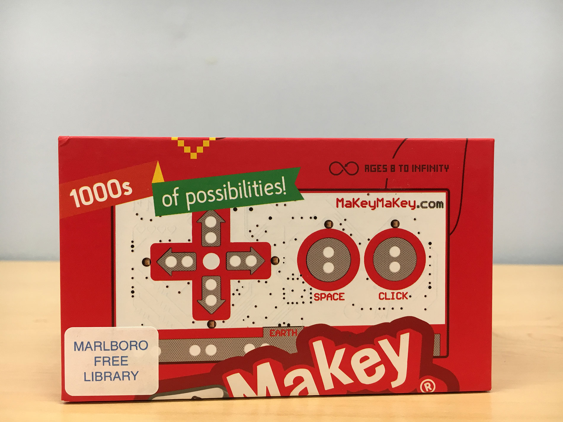 Makey Makey for Website