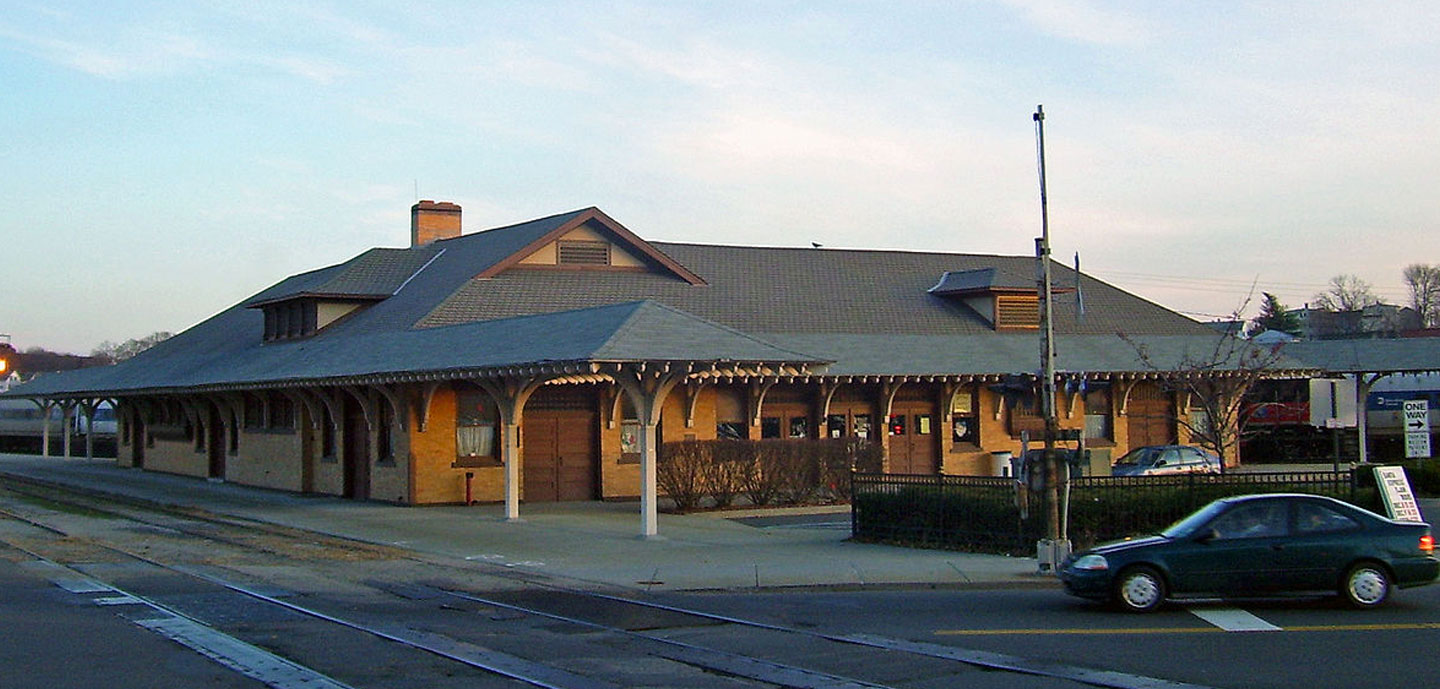 NEW! Danbury Railway Museum
