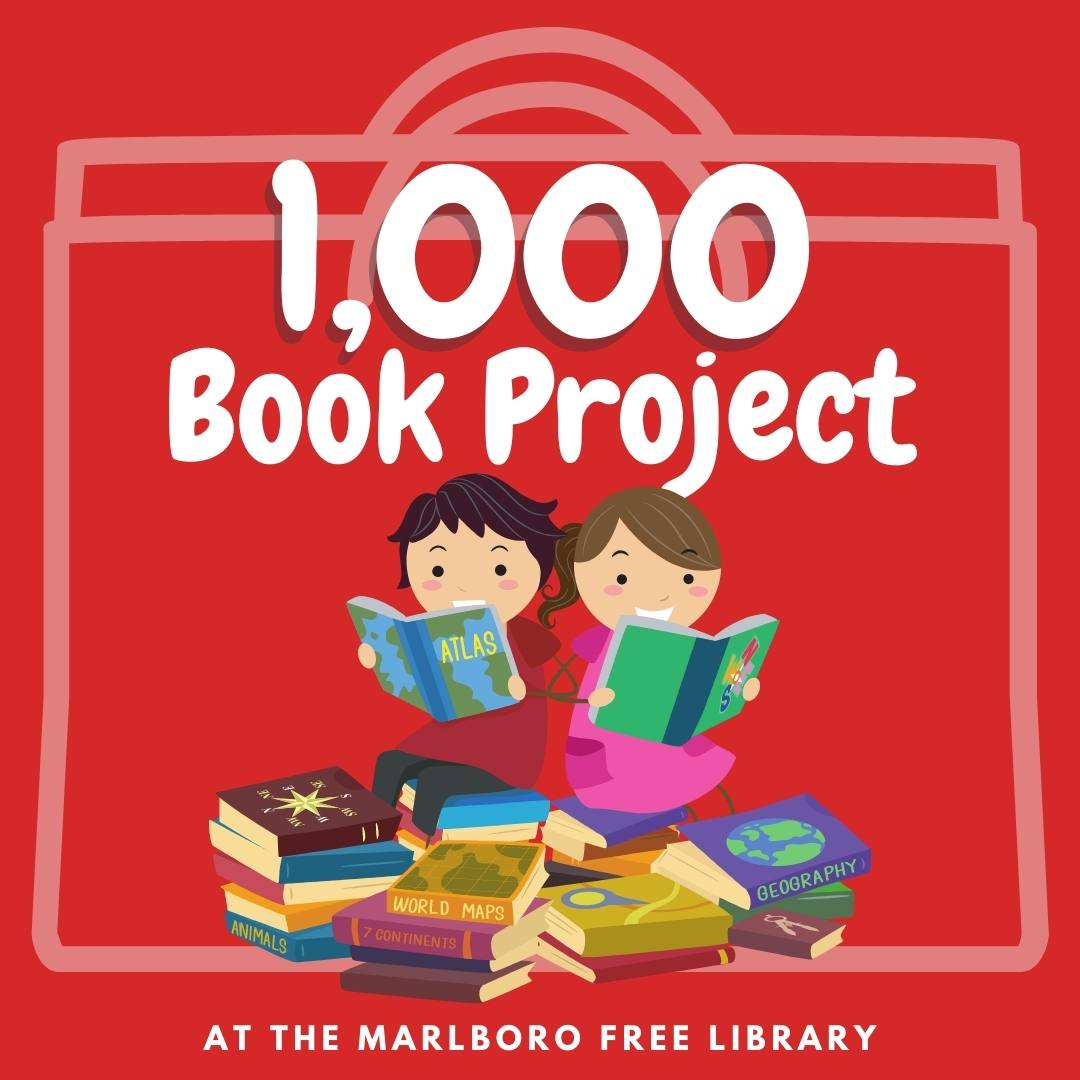 1000 book project