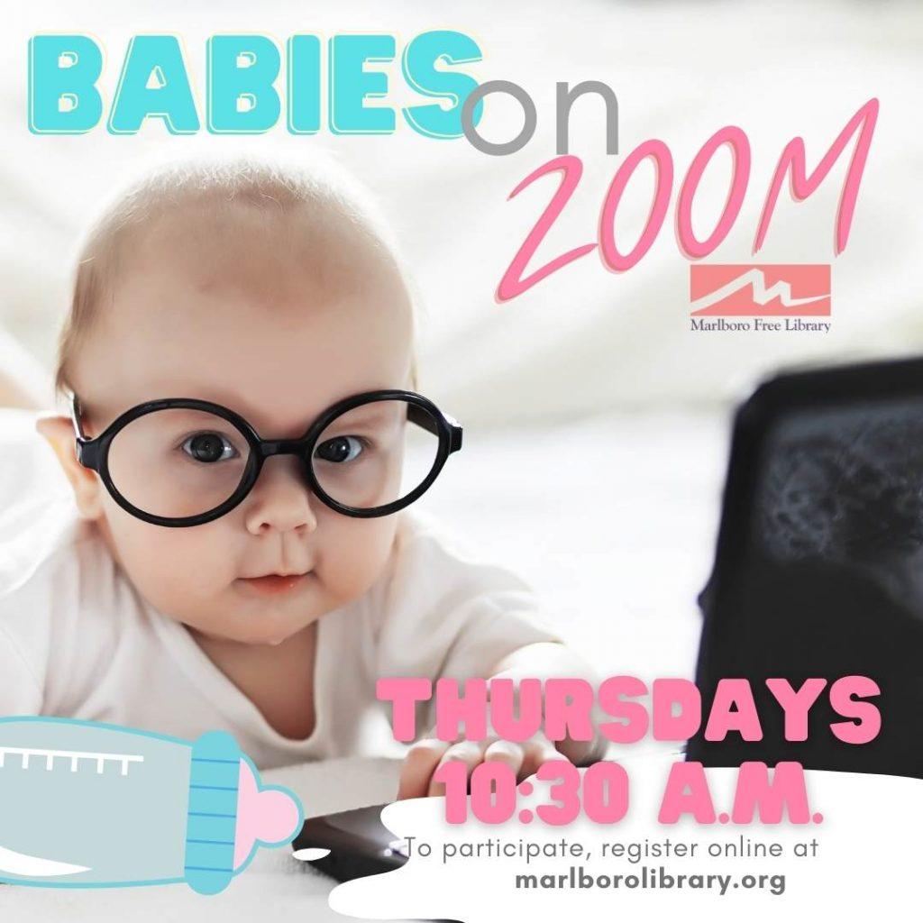 Babies on Zoom Summer 2021