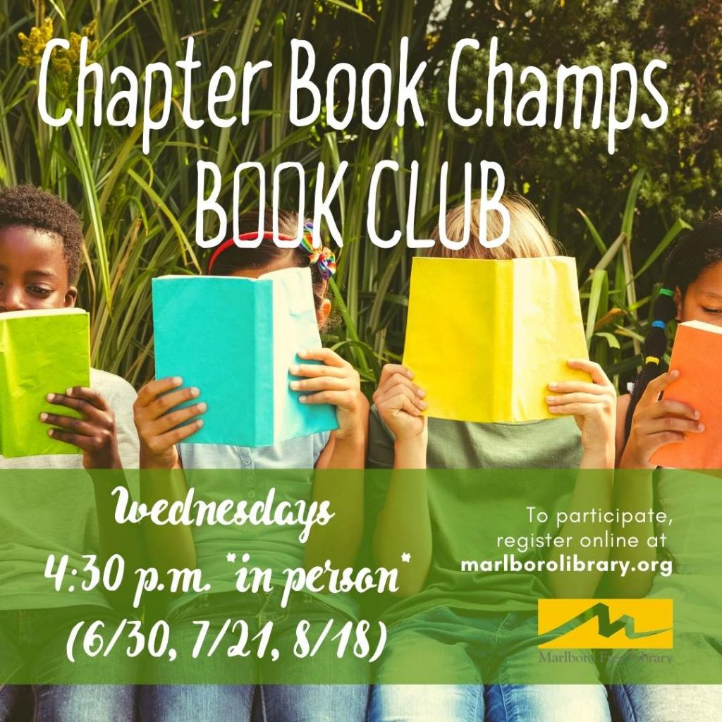 ChapterBookChamps Summer2021