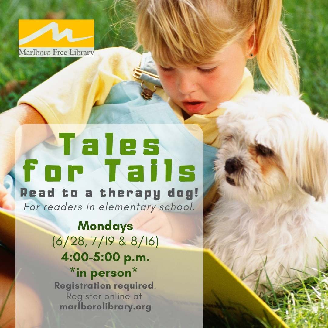 Therapy Dog Summer 2021