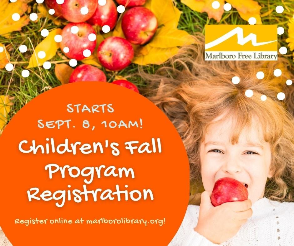 Children's Program Registration (1)